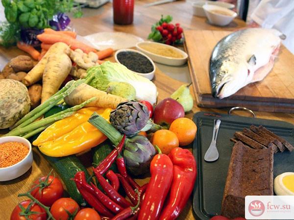 Особенности скандинавской диеты