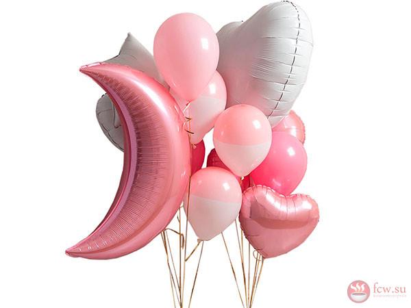 Оформление вашего праздника воздушными шарами