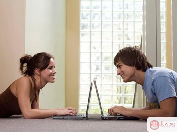 Как начать новые отношения на сайте знакомств