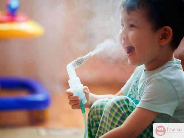 Домашний небулайзер — отличный помощник в лечении кашля