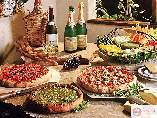 Легенды итальянской кухни