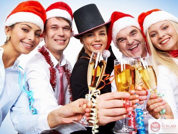 Как создать волшебную атмосферу во время празднования Нового года