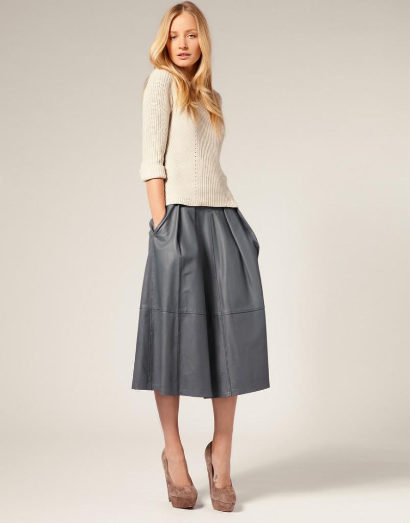 Серые юбки фасоны