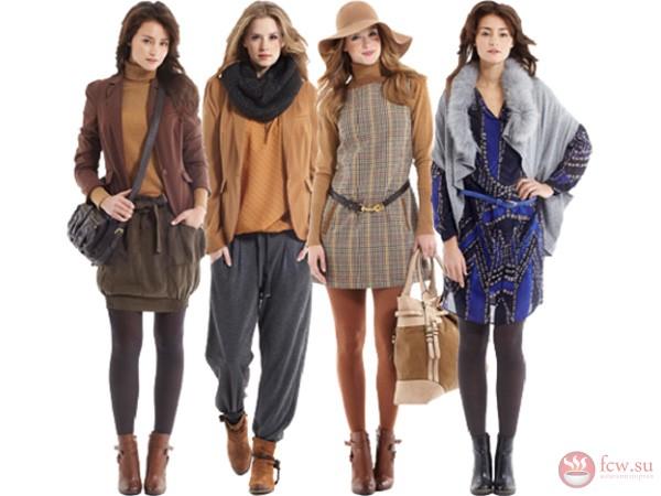 Модные вещи женского гардероба