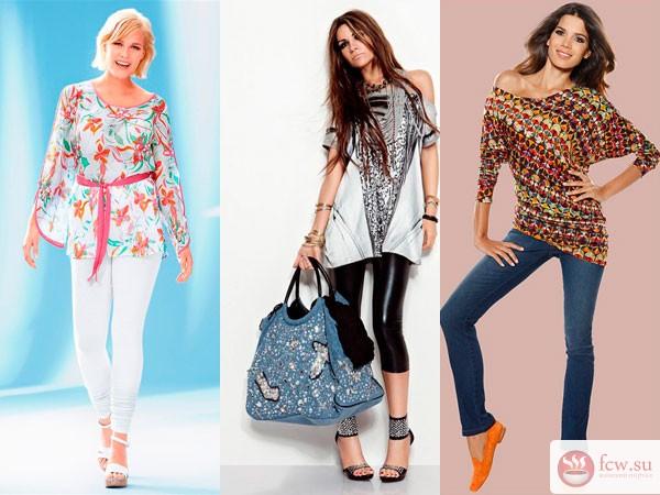 fdcd1fb27a9 Как и с чем носить тунику летом  - Блог Мода и красота - Женский ...
