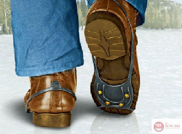 Что сделать, чтобы обувь не скользила? По Совету 88