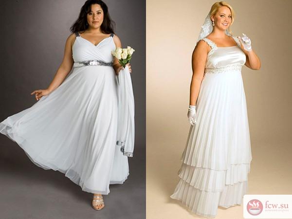 609cffd5184 Свадебные платья для полных невест - Блог Мода и красота - Женский ...