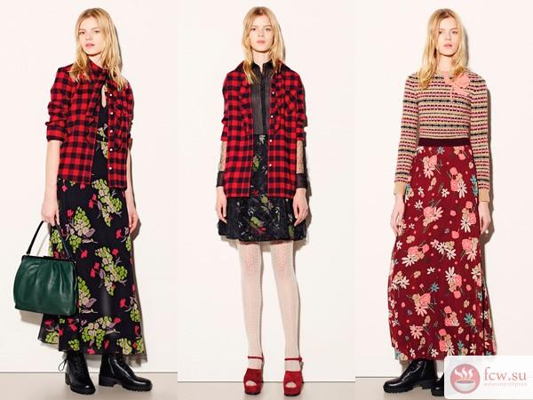Модная тенденция родом из 90-х. Бой гламуру или стиль гранж - Блог ... c6811aa41ed