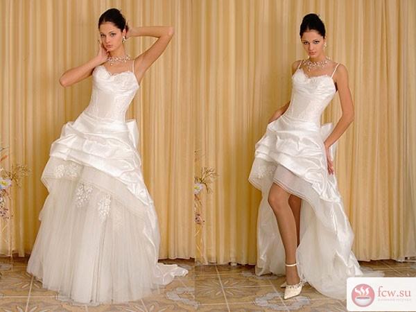 сколько стоит свадебное платье-трансформер в польше Аршавин Алисой детьми