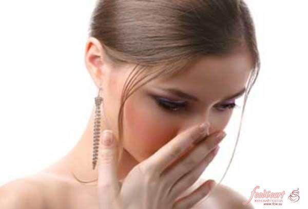 масло от запаха изо рта