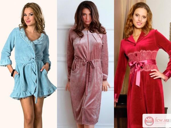 03a0403c7ab9d Как выбрать домашний халат по фигуре и типу внешности - Блог Мода и ...